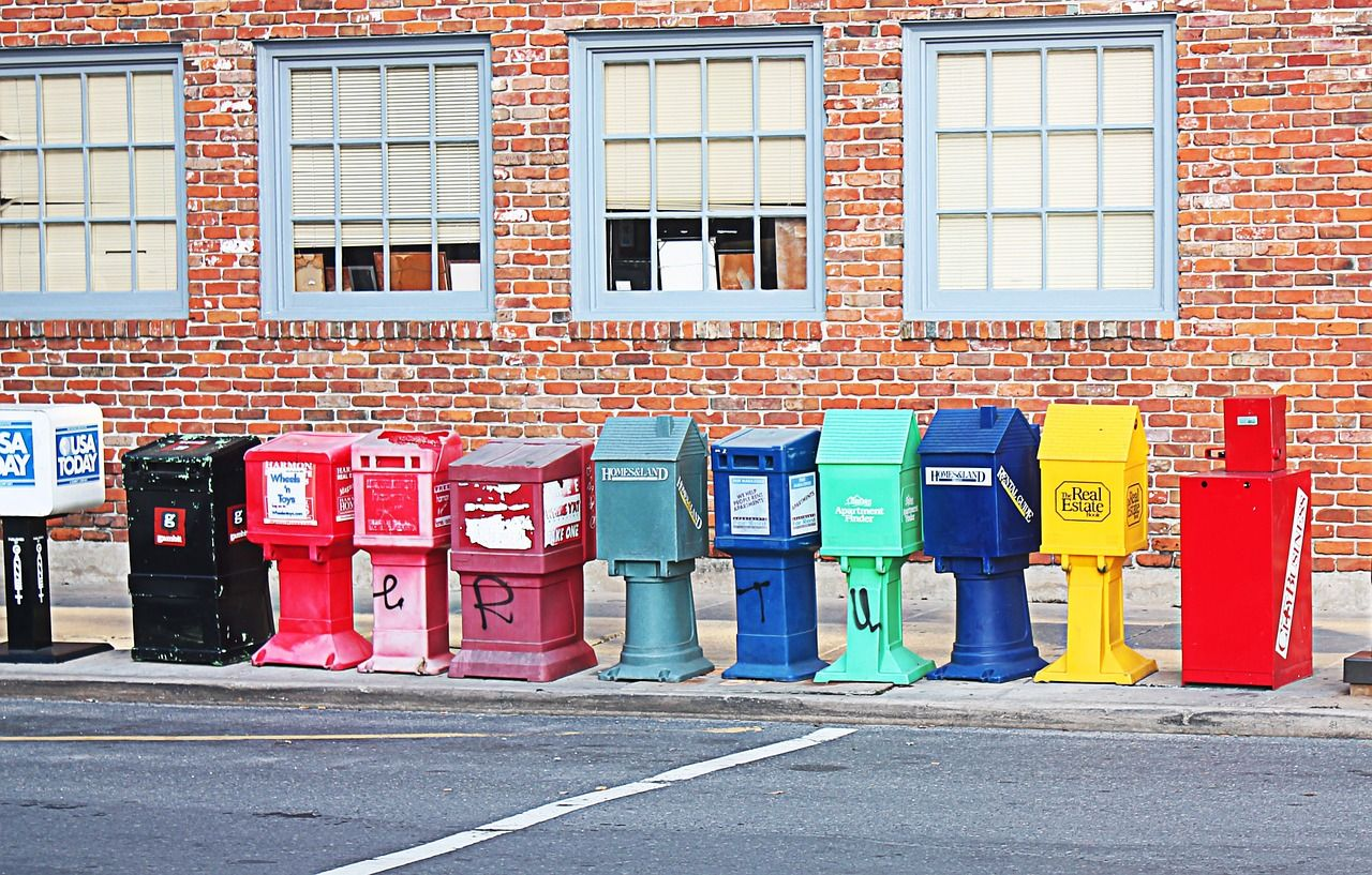 How to handle a previous tenants mail or packages